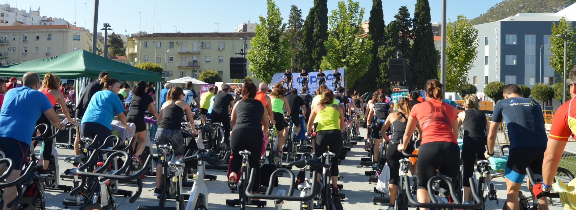 Récord de participación en el II Maratón Ciclo Indoor