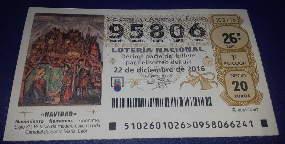 El 95.806, el número de la suerte de Aspace Jaén para esta navidad