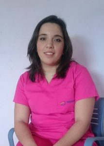 Isabel Moya Cuidadora UED
