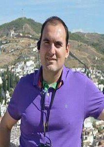 Jesús Palacios Conductor - Community Manager Aspace Jaén
