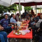 La UED participó en la paella solidaria a beneficio de Aspace Jaén