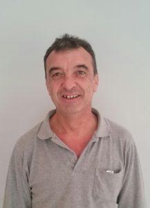 José Luis Pereira Responsable de Mantenimiento