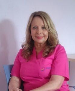 Mª Dolores Cubero Cuidadora UED