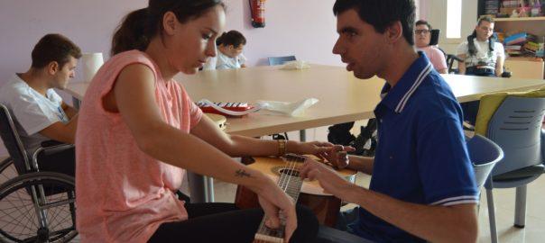Musicoterapia a partir de septiembre en Aspace Jaén