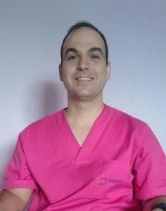 Francisco Ortega Ureña Fisioterapeuta y Responsable de UED