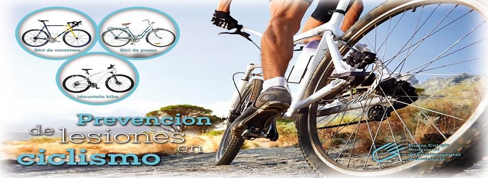Aspace Jaén se suma a la campaña para la promoción de la salud y prevención de lesiones en Ciclistas promovida por el Colegio de Fisioterapeutas de Andalucía