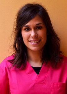 Sara Peñas Terapeuta Ocupacional