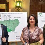 Aspace Jaén estuvo en la presentación de la Red Provincial de CAIT de Jaén