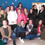 Alumnos de IMEFE visitan las dependencias de Aspace Jaén