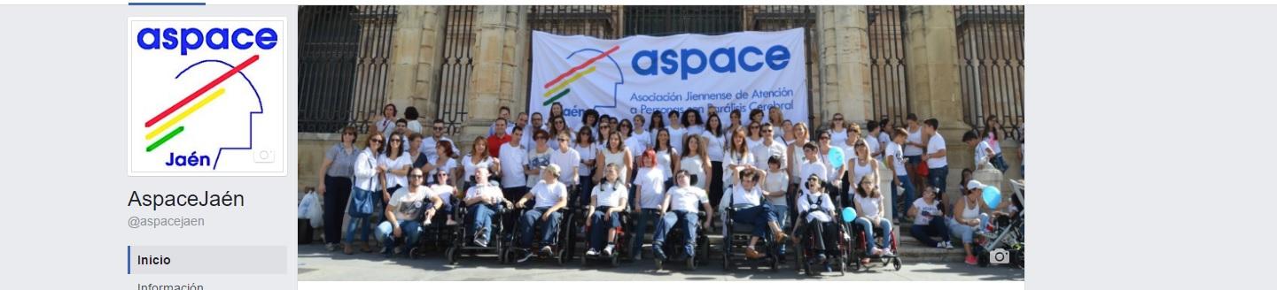 Aspace Jaén crece en sus redes sociales