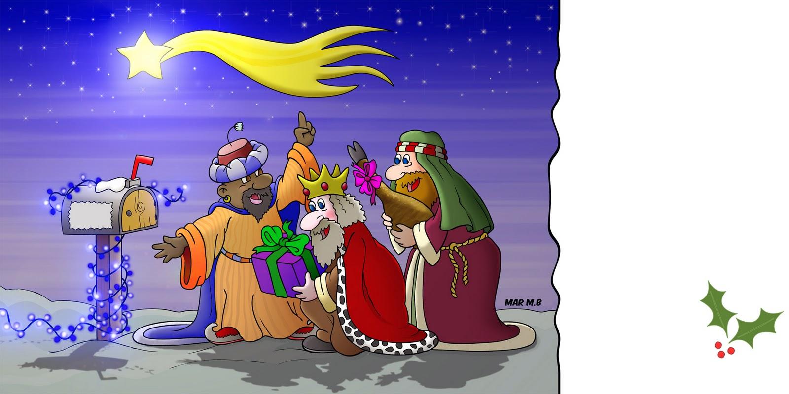 Comida de convivencia en Aspace Jaén con visita de los Reyes Magos