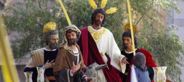 Este domingo La Borriquilla realizará una levantá en honor a Aspace Jaén