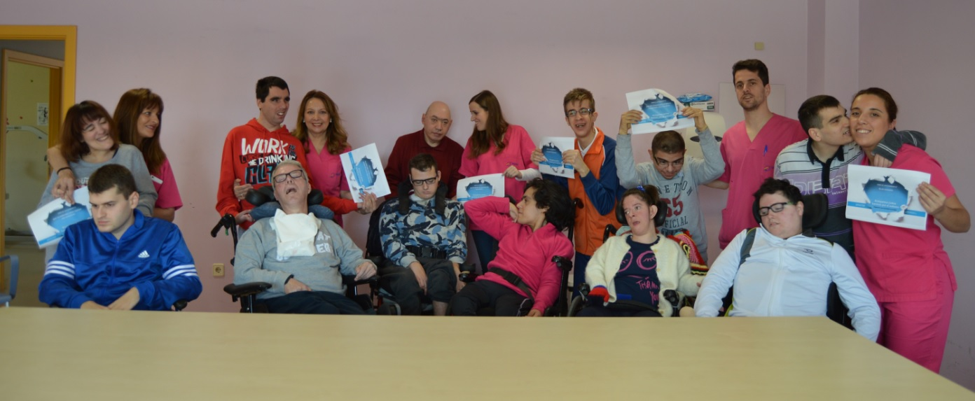 Aspace Jaén rompe barreras por el autismo
