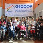 Alumnos de la Fundación Educación Alternativa 1826 visitan Aspace Jaén