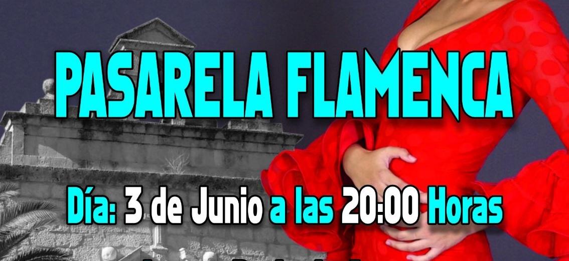 Pasarela flamenca solidaria a favor de Aspace Jaén en Torredonjimeno