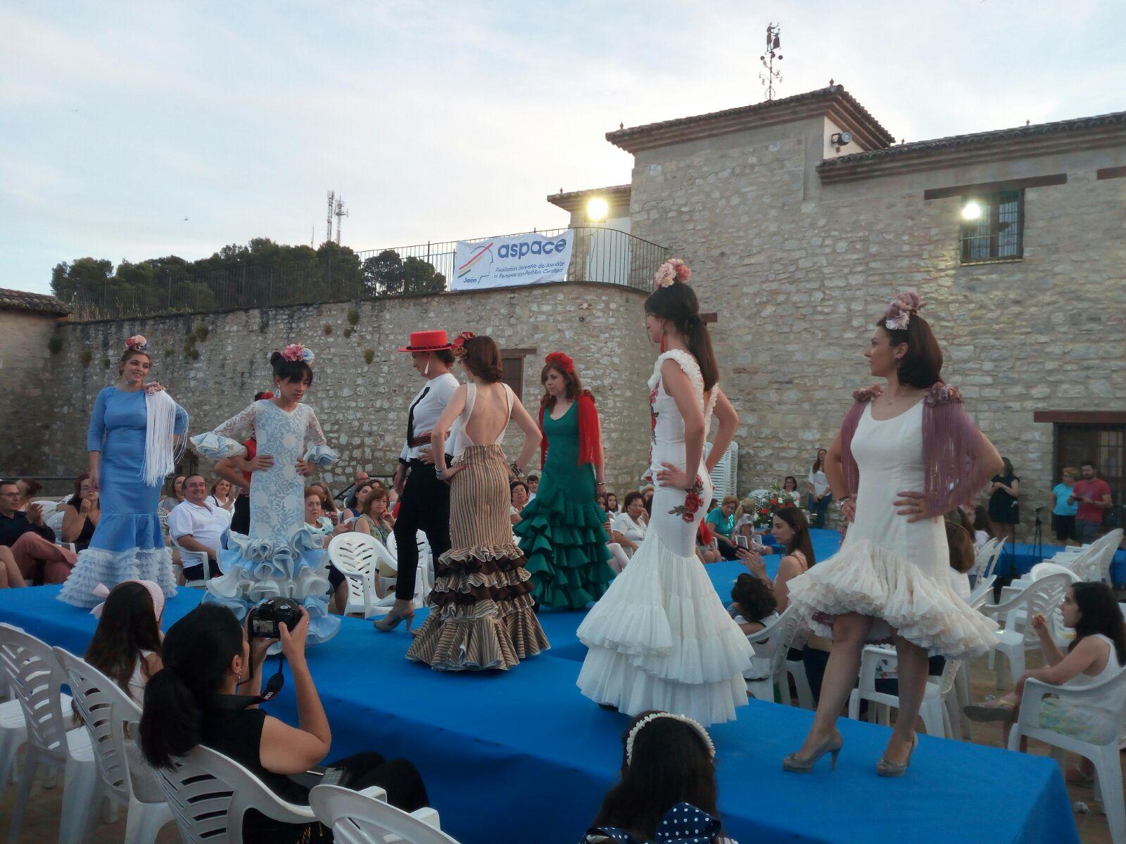 Torredonjimeno se vuelca con Aspace Jaén en una gran pasarela flamenca