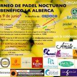 IV Torneo de padel nocturno benéfico La Alberca a favor de Aspace Jaén