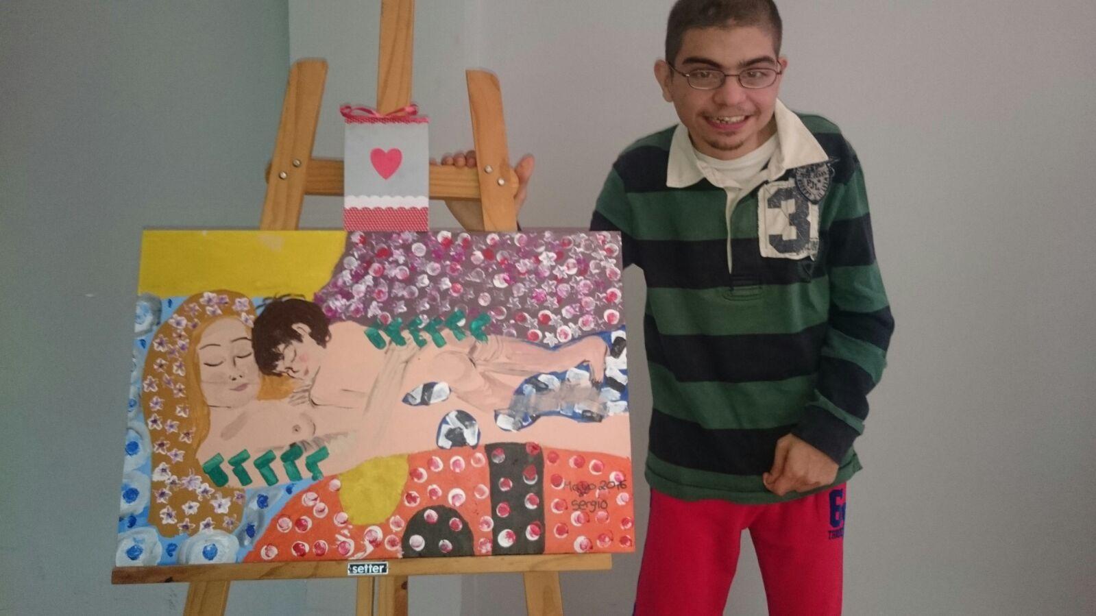 A Sergio Ozaez, mi pequeño gran hombre