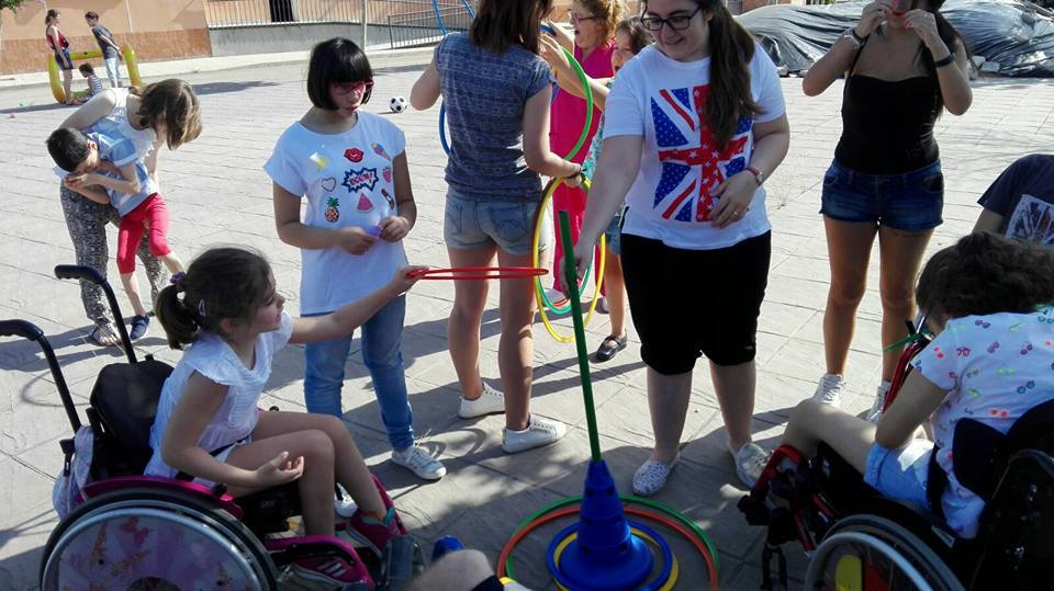 Aspace Jaén necesita voluntarios para su Escuela de Verano