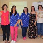 Padres y madres del CAIT de Aspace Jaén se reúnen en un segundo encuentro