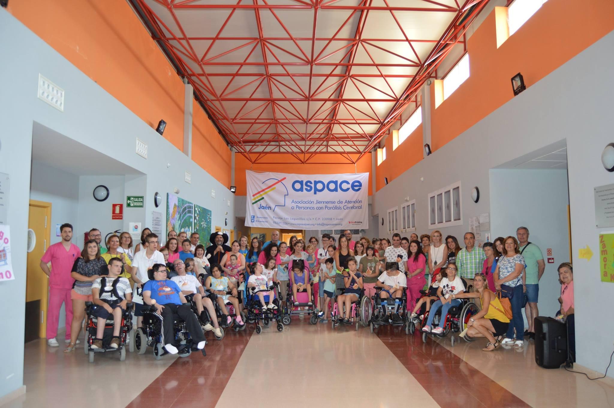 Aspace Jaén celebra el Día del Apóstol Santiago
