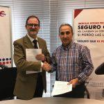 La Fundación Bancaria Ibercaja y Aspace Jaén firman un convenio de colaboración