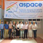 La Junta de Andalucía valora la labor de Aspace Jaén por la accesibilidad universal