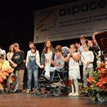 El certamen de coros y danza a favor de Aspace Jaén vuelve a enamorar a los jiennenses