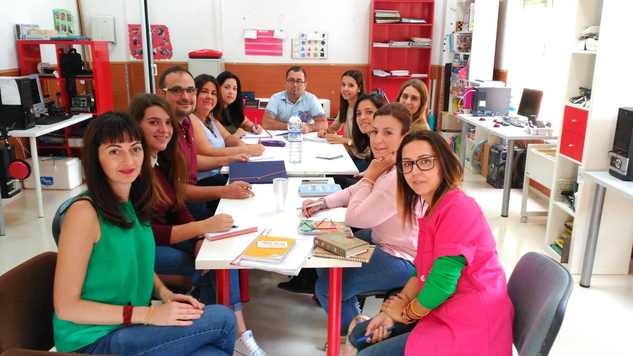 Nuestro logopeda José Ignacio Hidalgo participa en el Grupo de Sistemas de comunicación y NNTT del proyecto Talento de Aspace