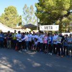 """Los jiennenses apuestan por la II Ruta de senderismo solidaria """"Salud y Paz"""""""