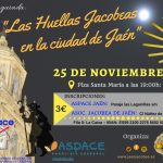 """Visita guiada solidaria a favor de Aspace Jaén: """"Las huellas jacobeas en la ciudad de Jaén"""""""