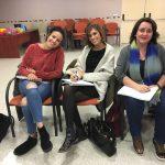 Aspace Jaén asiste en Córdoba a un curso terapia de movimiento inducido