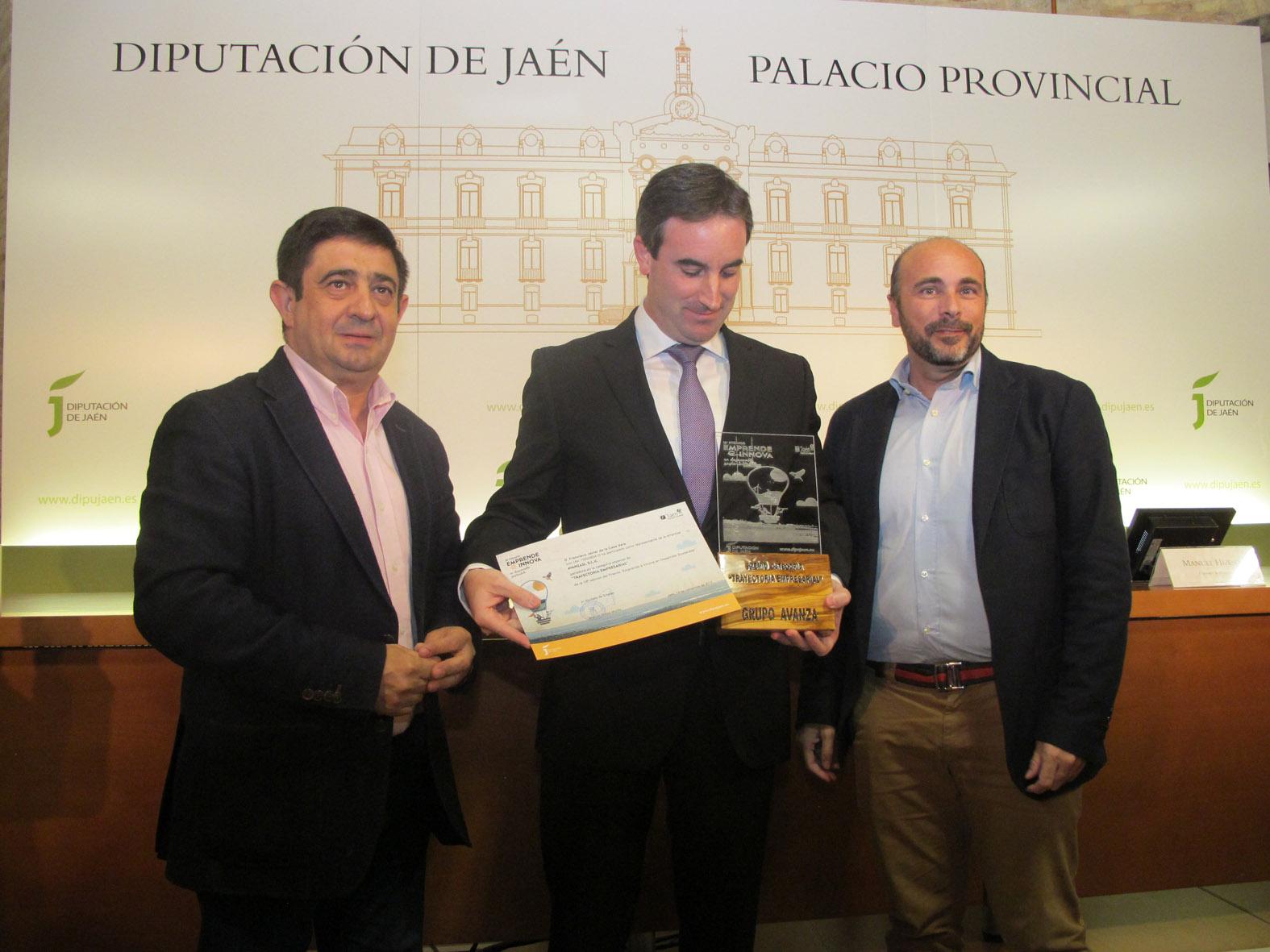 Enorme gesto del Grupo Avanza con Aspace Jaén