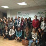 El CAIT Aspace Jaén, presente en una jornada de control postural, transferencias y desplazamientos