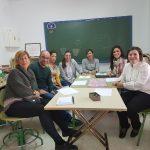 Profesionales del CAIT Aspace Jaén asisten a reuniones de coordinación CAIT-EOE