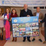 Se presenta oficialmente el Calendario Solidario 2018 de Aspace Jaén