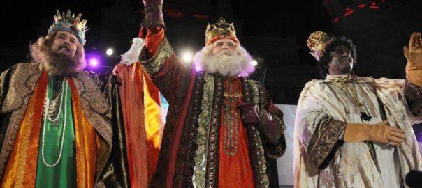 Los Reyes Magos visitarán Aspace el jueves 4 de enero