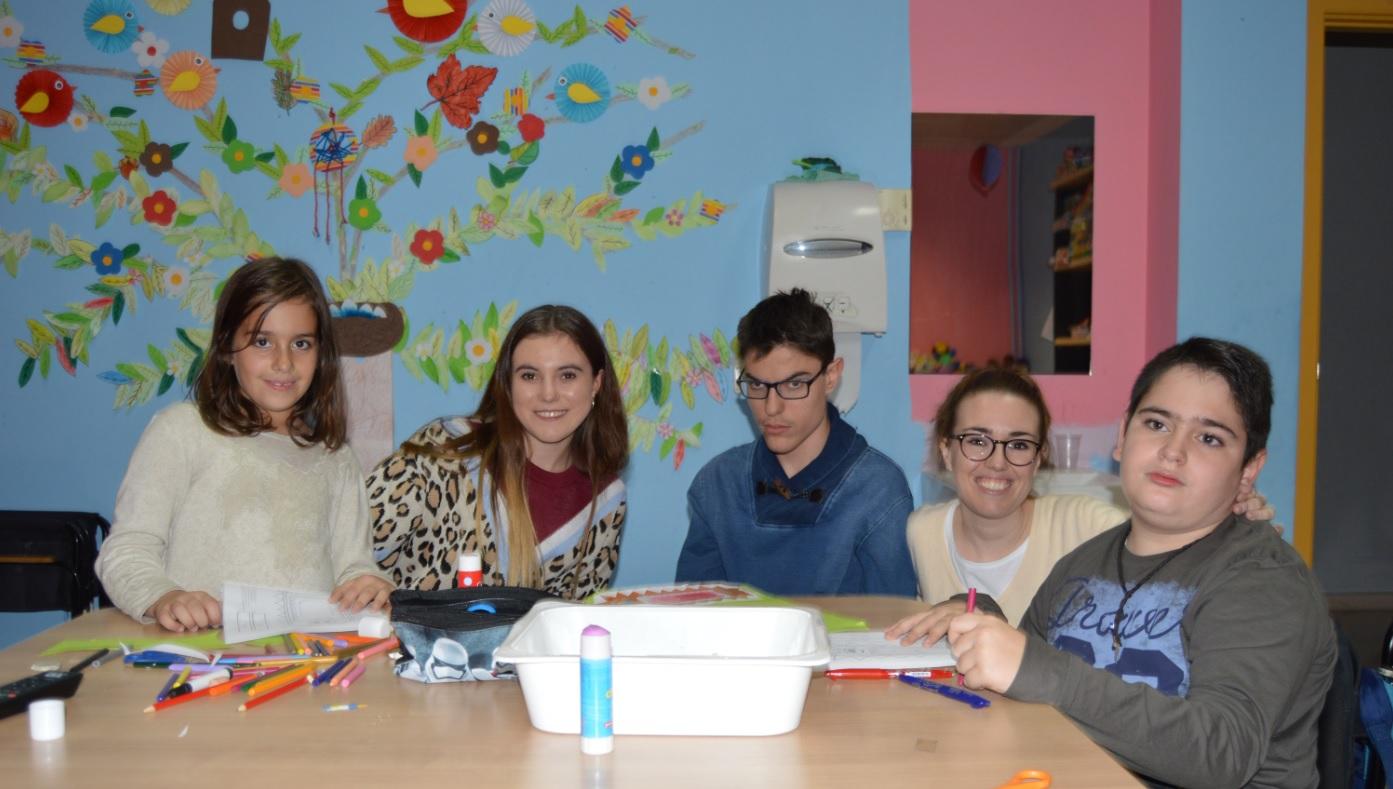 Feliz día a tod@s los voluntari@s de Aspace Jaén