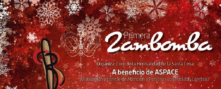 I Zambomba a beneficio de Aspace Jaén