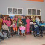 Los Reyes Magos repartieron regalos en Aspace Jaén