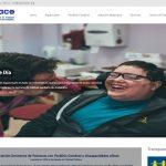Las redes sociales de Aspace Jaén superan todos sus registros en el 2017