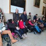 La Borriquilla, Santa Cena y la Estrella se vuelcan con Aspace Jaén
