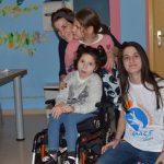 """María Baudet: """"Ha sido una gran decisión comenzar de voluntaria en Aspace Jaén"""""""