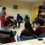Aspace Jaén forma a sus voluntarios