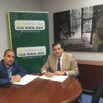 Aspace Jaén y la Fundación Caja Rural de Jaén juntos de nuevo por la parálisis cerebral