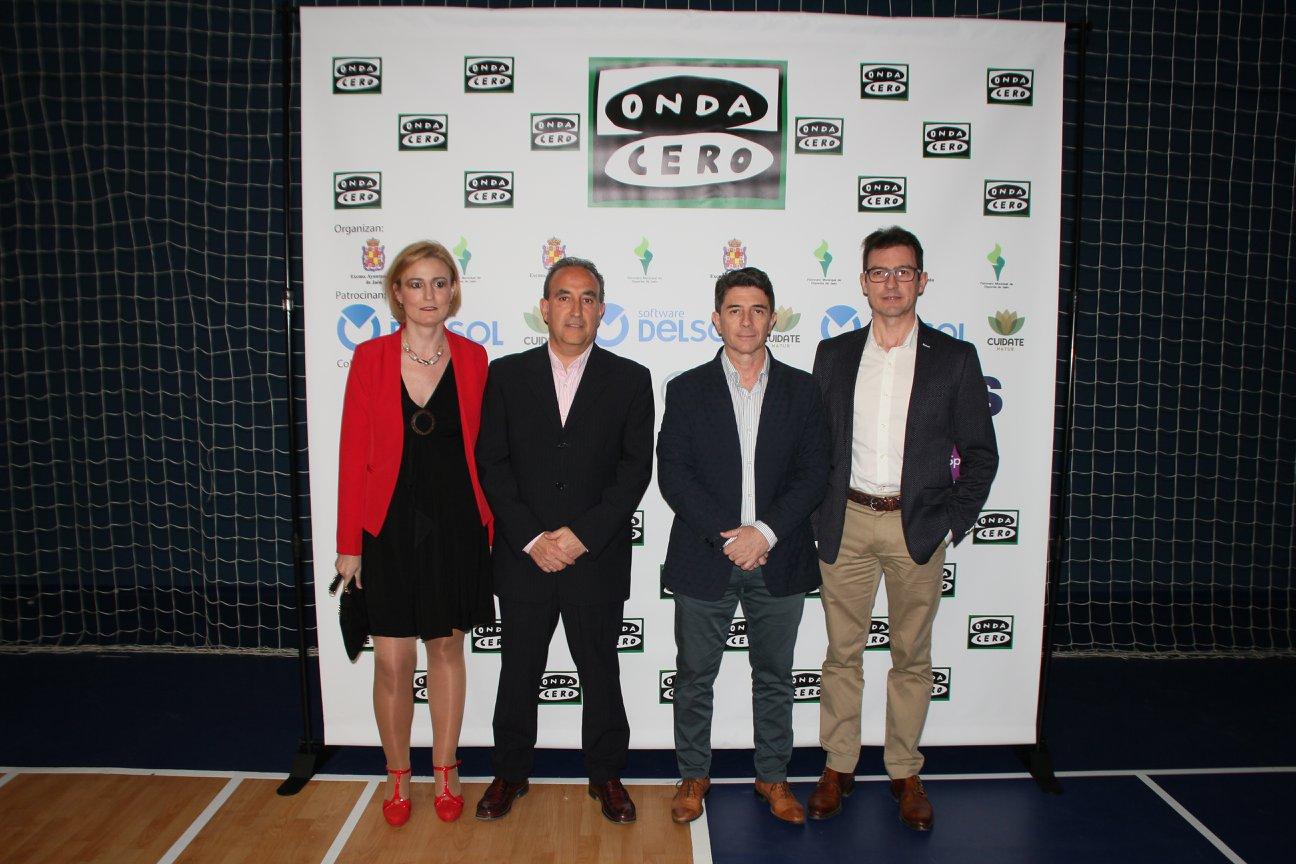 Aspace Jaén estuvo presente en la I Gala del Deporte Adaptado