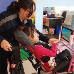 """María del Mar Zarrías:""""Luchamos día a día para que mi hija sea feliz"""""""