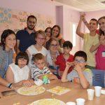 """Carmen Haro: """"El papel de los voluntarios en la Escuela de Verano ha sido fundamental"""""""
