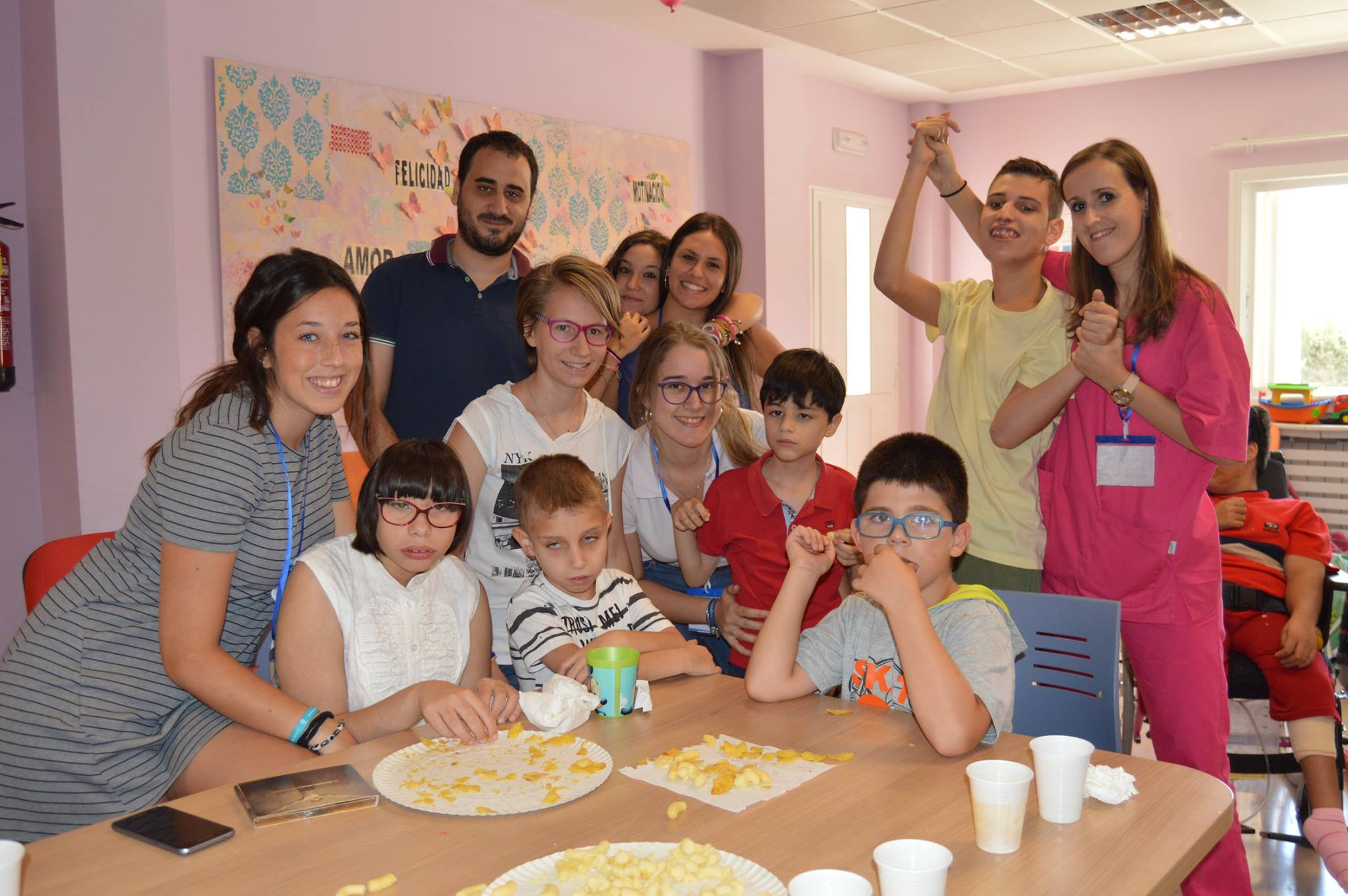 Carmen Haro: «El papel de los voluntarios en la Escuela de Verano ha sido fundamental»