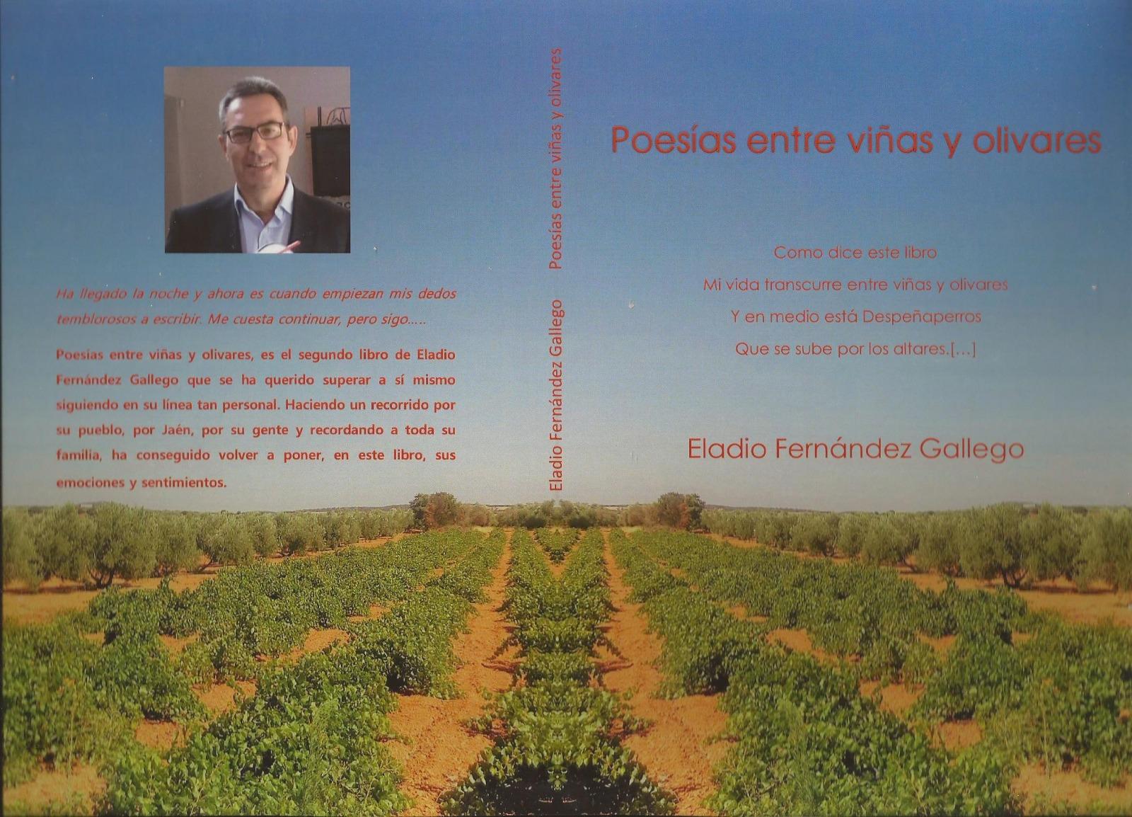 «Entre viñas y olivares», nuevo libro de Eladio Fernández Gallego